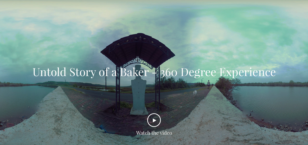 Untold story of a baker video
