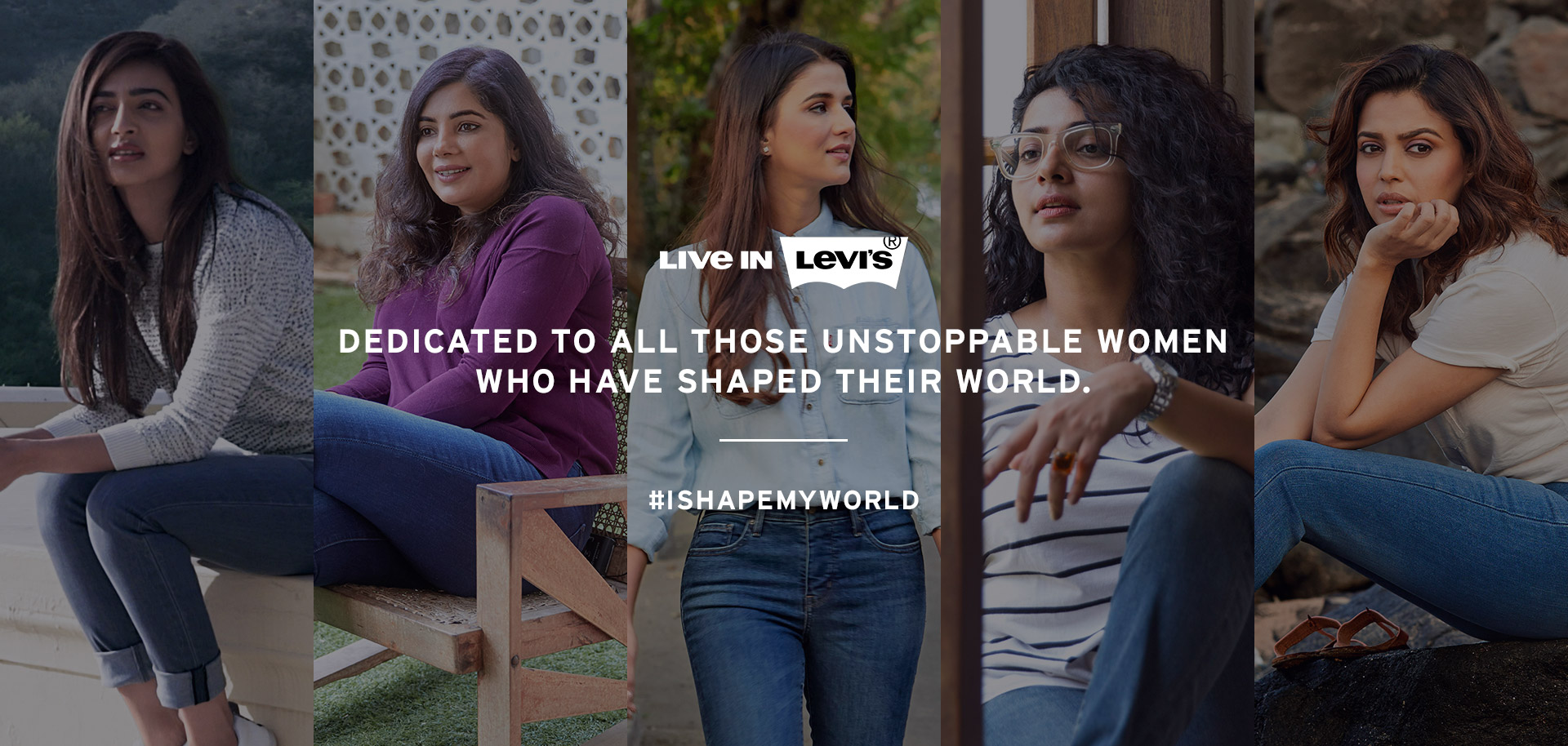 Levi's - I Shape My World